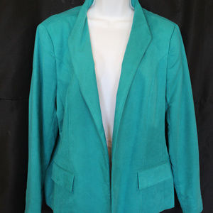 NWT Women's Size 18 Investments Lined Jacket